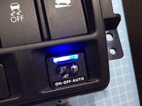 additional switch box for SUBARU LEGACY