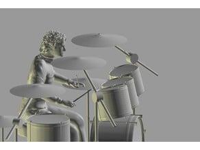Roger Taylor Sculpt