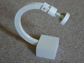 Hidden Wire Art Light