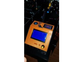 Full Graphic LCD Case With Extras