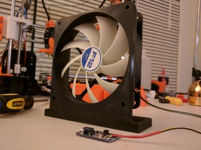 120mm Fan Base