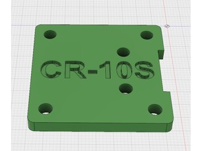 X Axis Cover