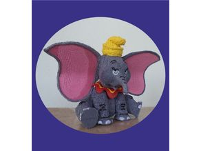 Dumbo with 3d pen