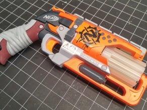 HammerShot PETG-Ready Cylinder