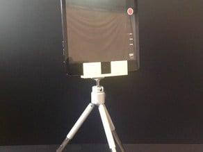 iPad Mini tripod adapter