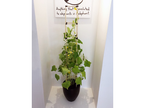 Modular plant trellis