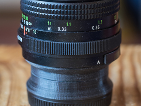 M42 Lens to Samsung NX Adapter