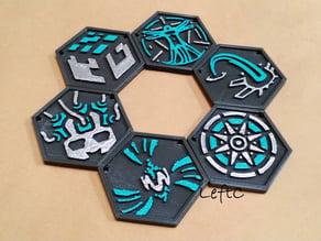 Chainable Ingress badges