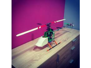 Open source 450 rc helicopter