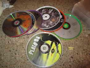 CD/DVD Media Storage