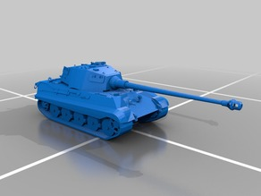 Tiger Tank c.2018