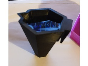 hex watering cup