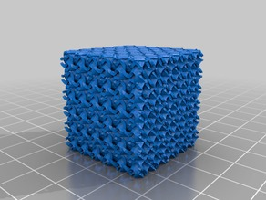 Low Poly C(D+) surface SHELL version