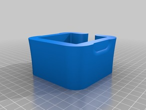 ClickShare Small Tray (Just cut)