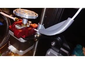 Long CR-10, Ender 3 filament guide
