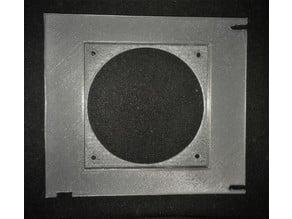 A10 80mm fan board adapter (for slim fan)