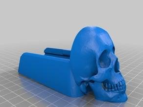 short magwell taller skull