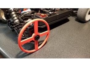Roue de réglage (setup wheel)