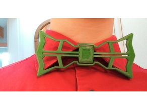 bow ties (100% 3d-printed)