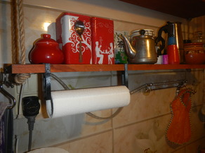 kitchen roll holder of Big Roll