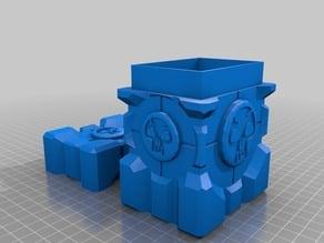 MonoBlack - Companion Single Deck Box