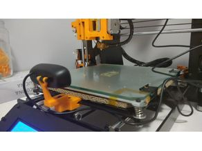 Logitech C270 Webcam mount for Prusa Steel