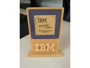 IBM P166+ CPU Stand