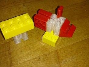 Lego Fischertechnik Adapter #5