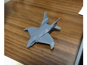 Quinjet, Small Scale