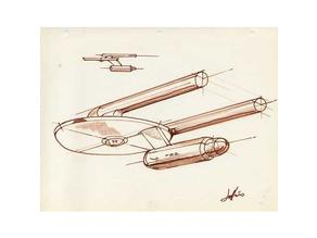 Matt Jefferies Enterprise Concept (2)