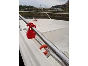 Fender Rail Hook for boats