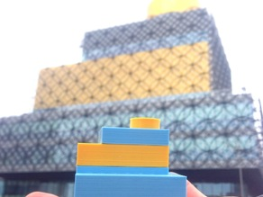Assemblable Library of Birmingham UK