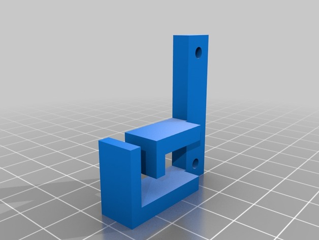 Ender 3 Cable Clip By Saitrix Thingiverse