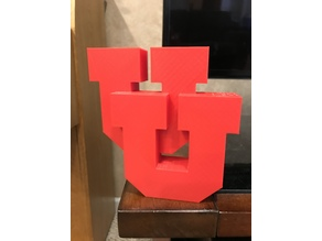 U of Utah - Double U Logo