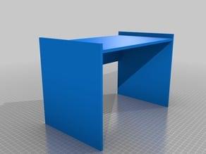 Mini Desk Stand - Lasercut