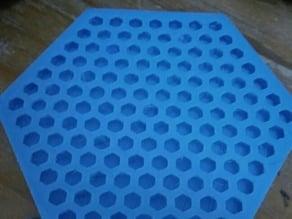 Honeycomb coaster