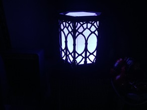 Lid for Circuit Playground Lantern Enclosure