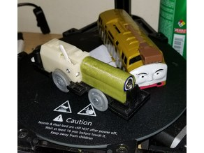 Battery Support for Diesel 10 Trackmaster