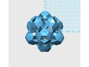Convex Geodesic 6V Sphere Pattern_1_15_16_27_28
