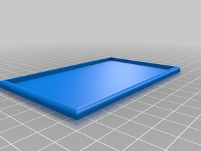 5x3 movement tray for 28 mm miniatures