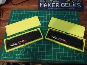 DDR3 DIMM RAM Case
