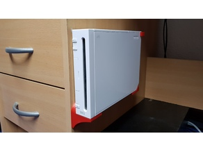 Wii Wall Mount
