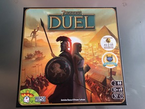 7th wonders Duel + Pantheon Organizer