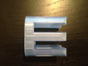 Gödel, Escher Bach shadow cube