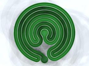 Cretan Labyrinth 3D