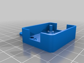 PT100 Amplifier PCB Holder