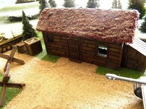 Wargame: Farm house