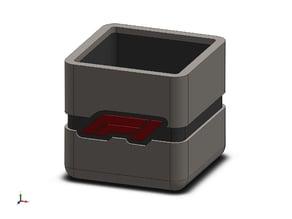 Fórmula 1 Cube Planter