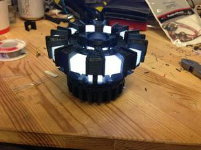 Arc Reactor Cap