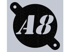 Fan cover Pusa I3 Anet A8